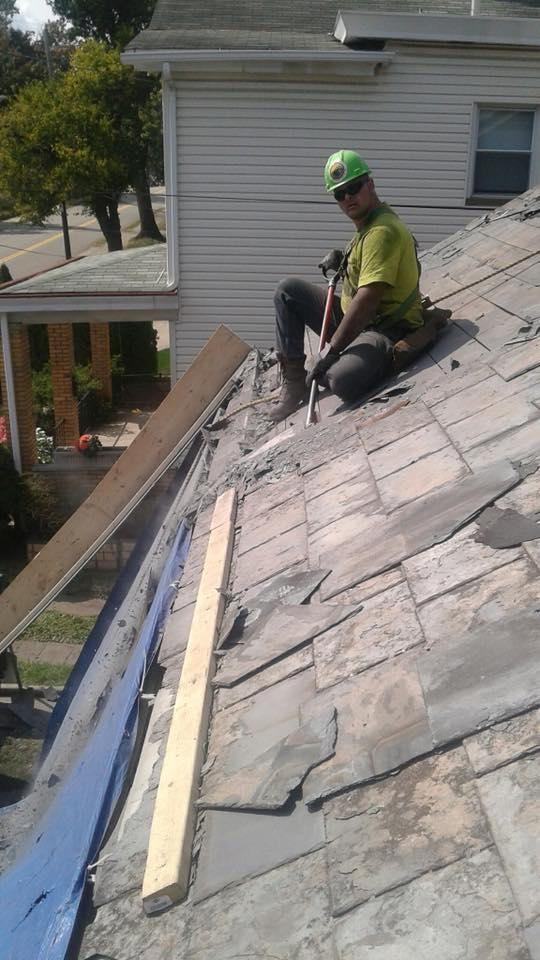 Best Roofing staff in Canonsburg, PA
