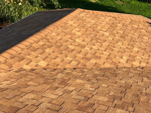 Brown Roof Replacement In Canonsburg
