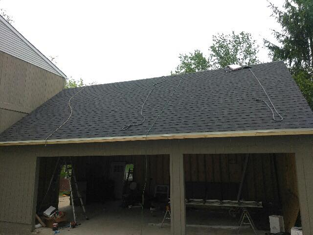 Garage roof replacement Mcmurray-PA