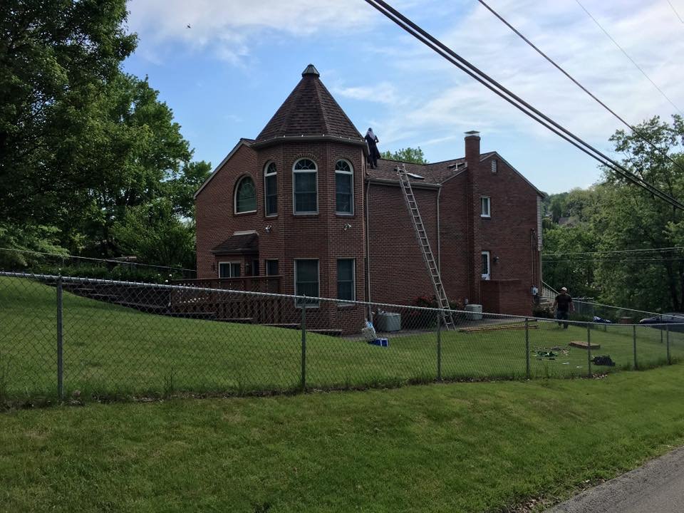 Experts roofers roofing roof repair Pittsburgh