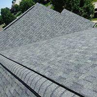 Grey Shingle lifetime roof Canonsburg-PA