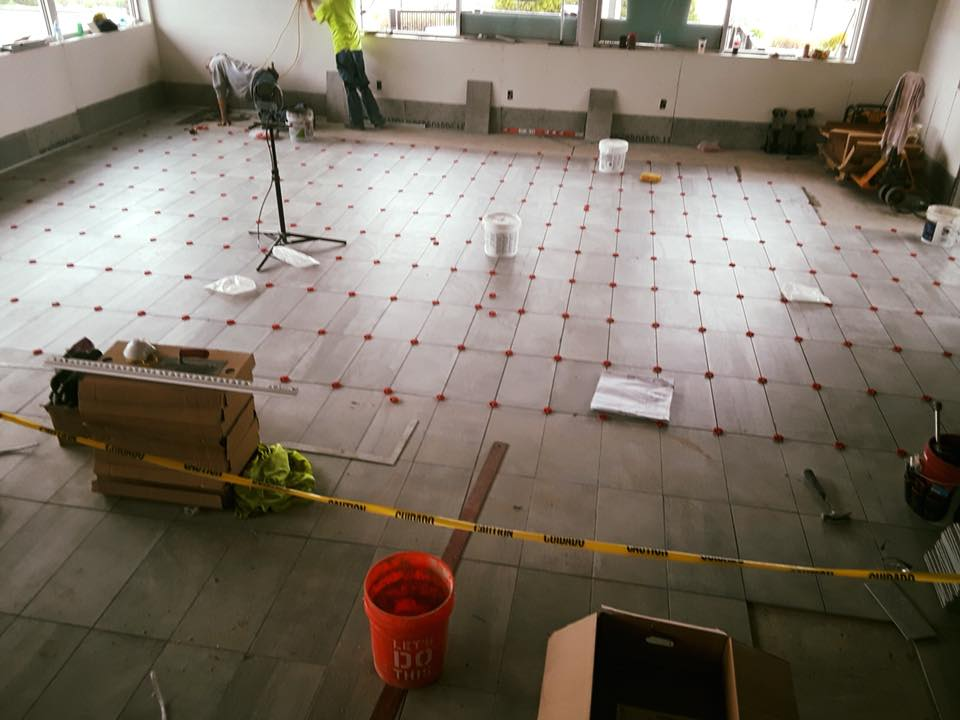 Commercial Tile Installation Pittsburgh-PA