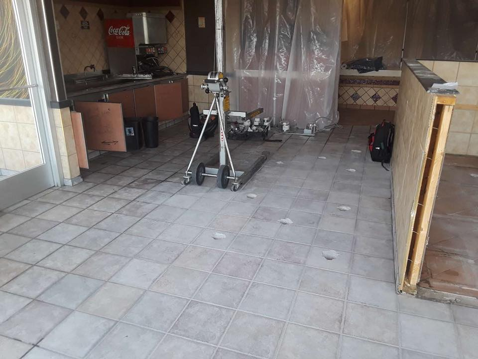 Canonsburg-PA Commercial renovation-remodel