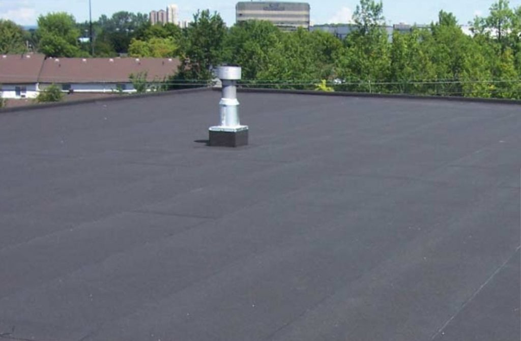 Flat Roof non-eco friendly Canonsburg-PA