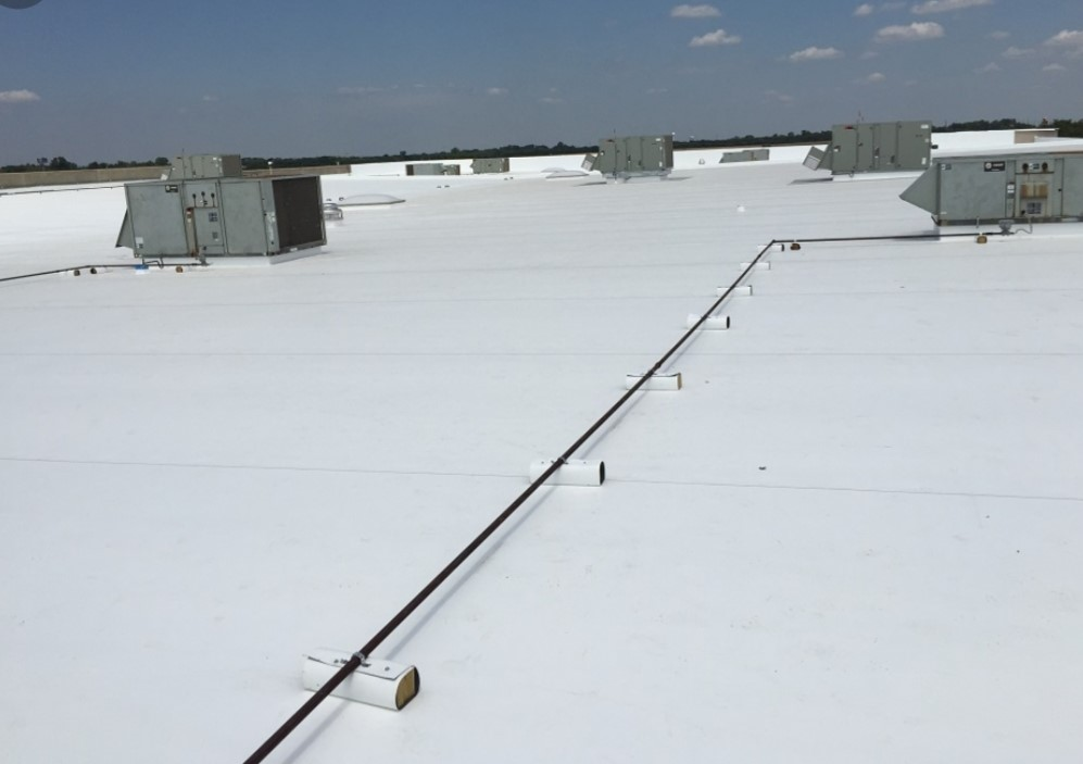 TPO Roof installation Canonsburg-PA