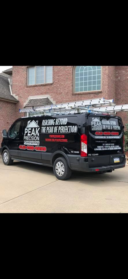 Commercial roof company PA