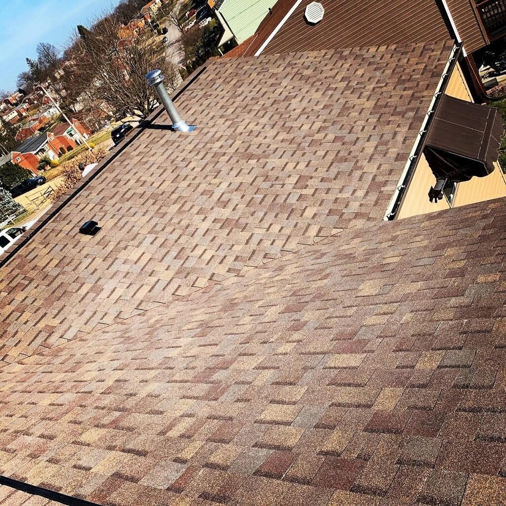 Roofing Contractors Mt Lebanon Pa Peak Precision
